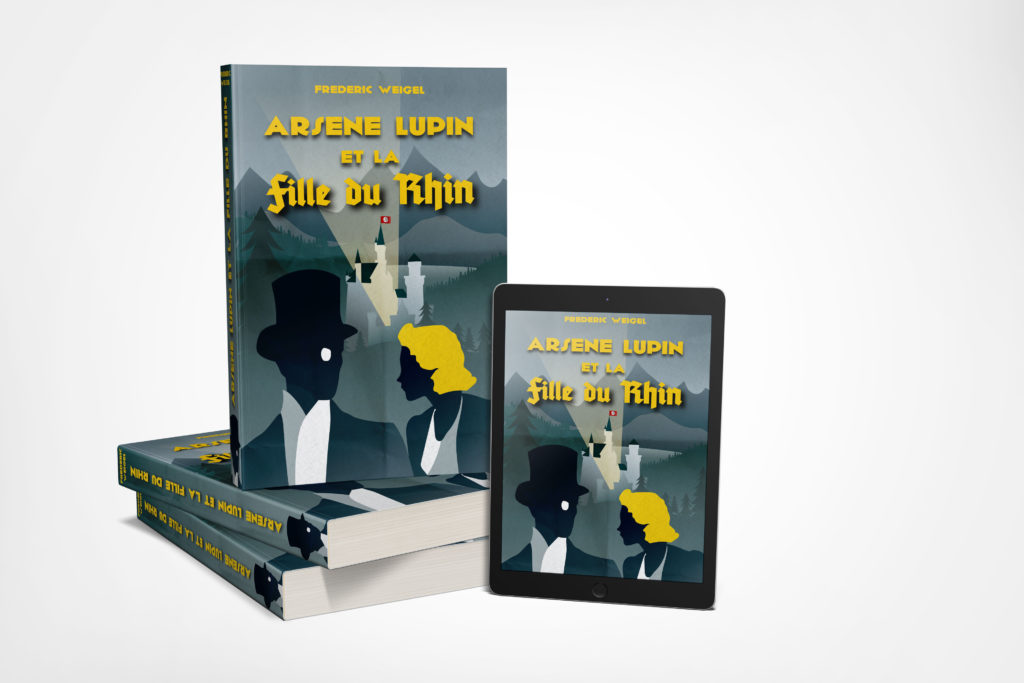 Arsene Lupin et la fille du Rhin